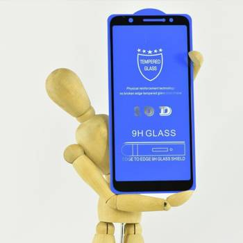 Szyba 5D do Samsung Galaxy A6 Plus 2018 / SZYBA 5D SA6PLUS 2018-SH5D CZARNA
